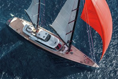 S/Y SEAHAWK yacht for sale