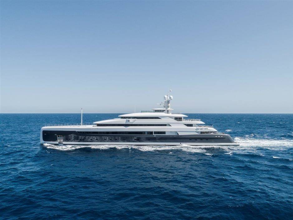 M/Y ILLUSION PLUS Yacht for Sale