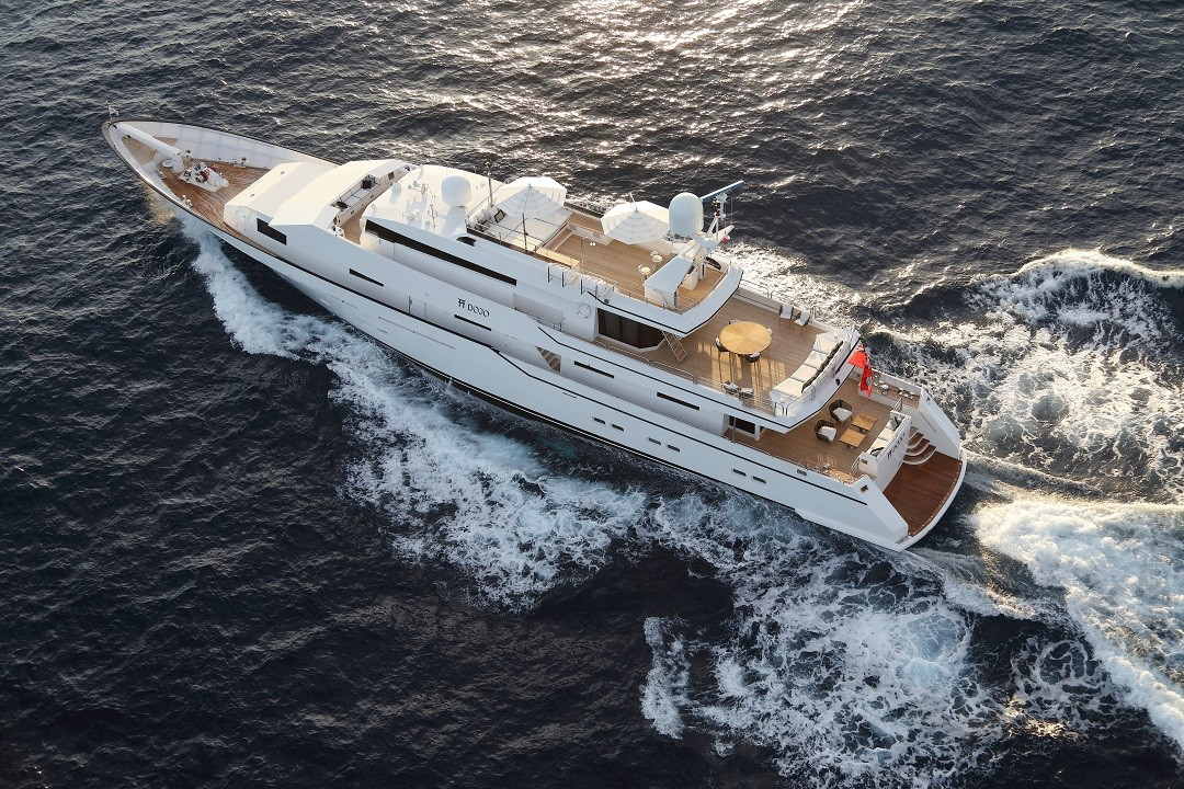 M/Y DOJO yacht for sale with YACHTZOO