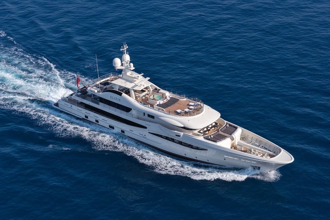 M/Y ELIXIR yacht for sale