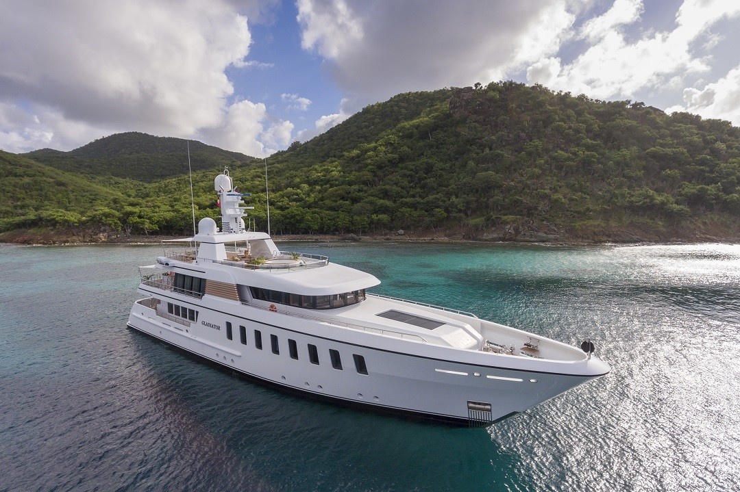 M/Y GLADIATOR super yacht for sale