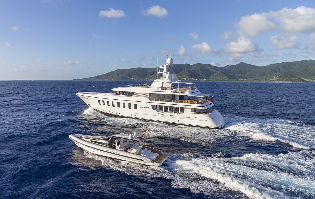 M/Y GLADIATOR yacht for sale