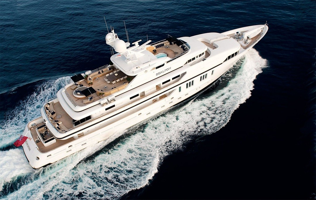 M/Y SEALYON yacht for sale