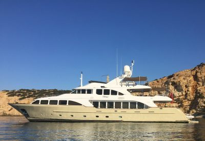 36.6m M/Y VIRTUE yacht for sale with YACHTZOO