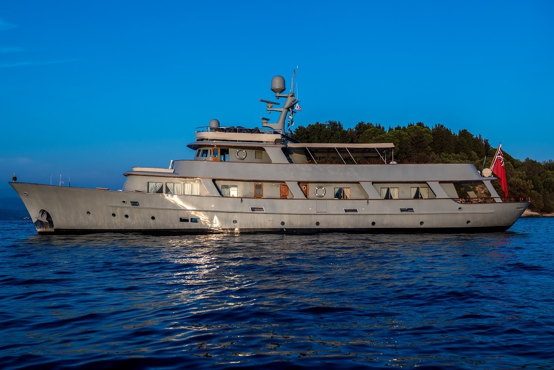 M/Y WALANKA yacht for sale with YACHTZOO