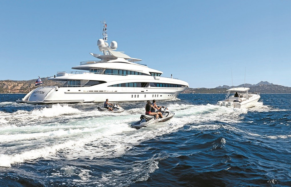 M/Y INCEPTION yacht for charter