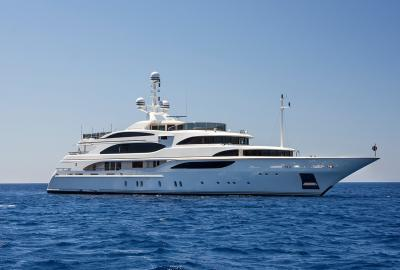 M/Y AE CAP D'ANTIBES yacht for sale