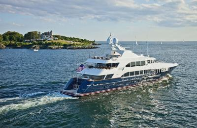 M/Y ALESSANDRA super yacht for sale