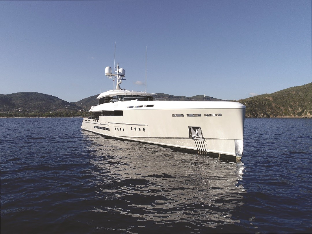 M/Y ENDEAVOUR II super yacht for sale