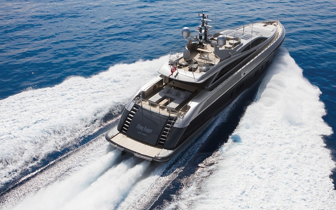 M/Y FLYING DAGGER superyacht for sale