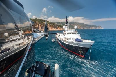 M/Y ITASCA yacht for sale alongside