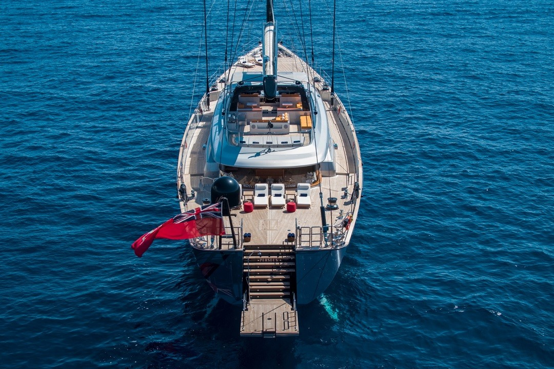 S/Y PERSEUS 3 yacht for sale