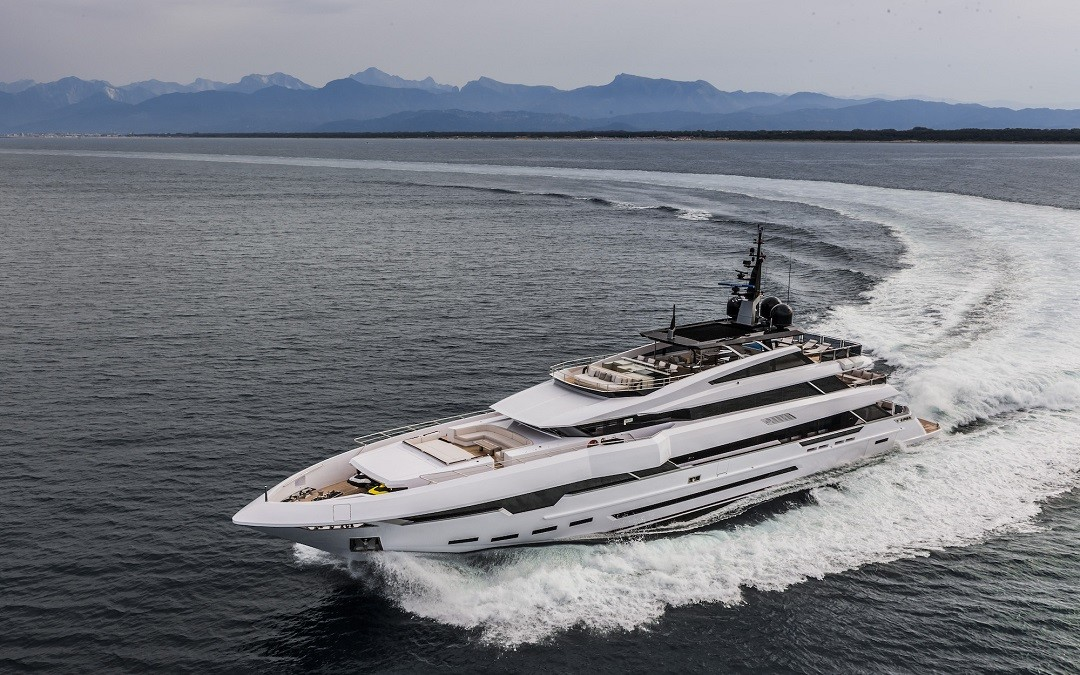 M/Y POLARIS I yacht for sale running
