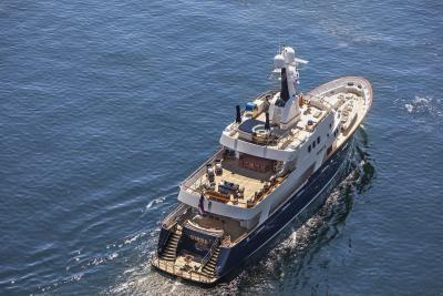 M/Y SCOUT II superyacht for sale