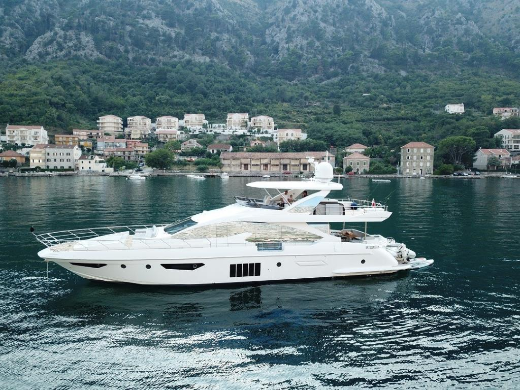 M/Y SOARING yacht for sale at anchor