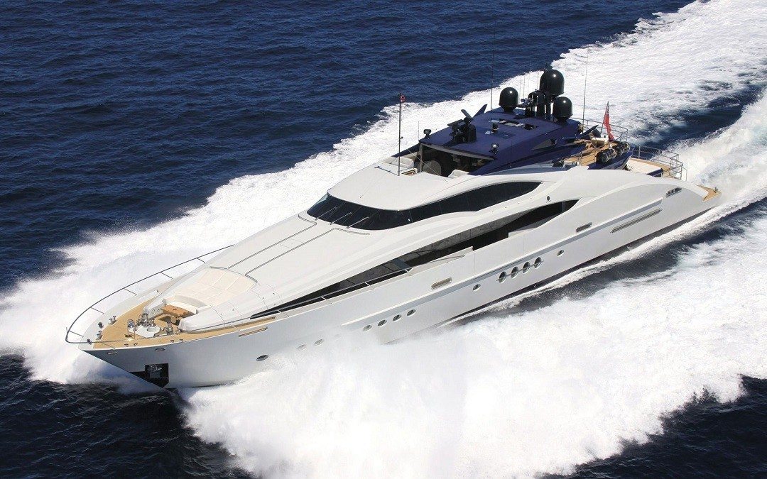 M/Y SIREN yacht for sale running