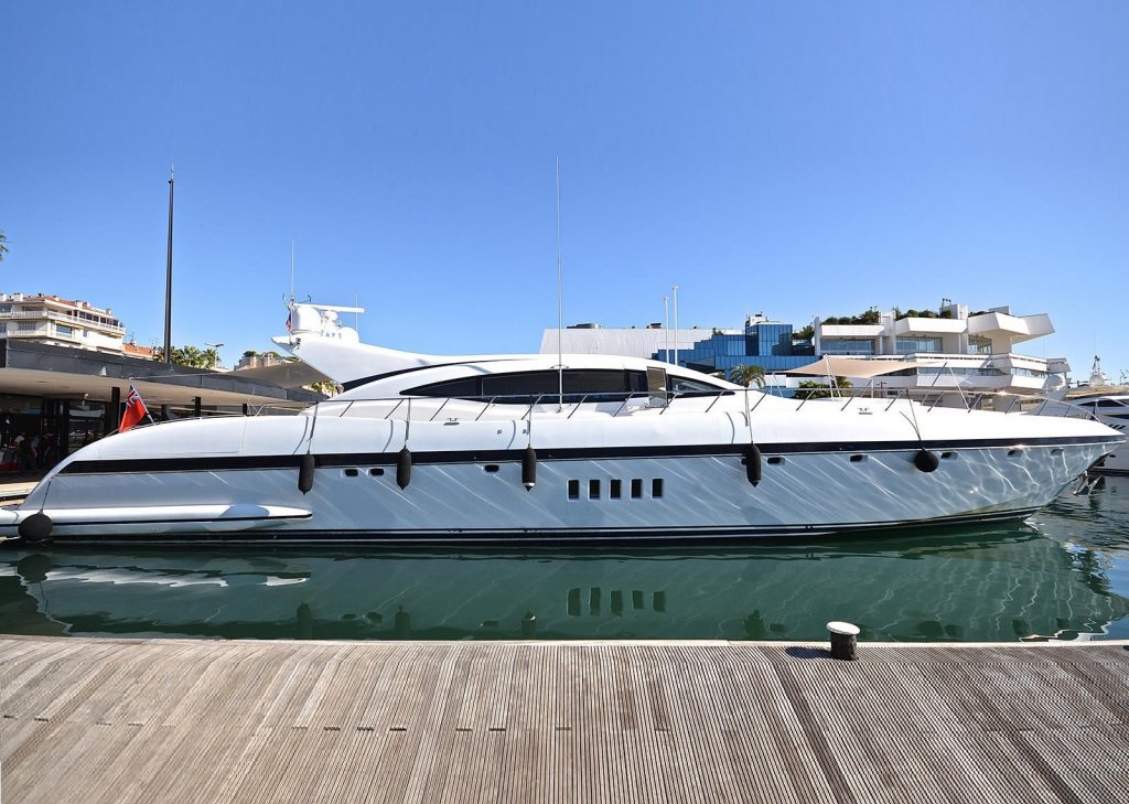 M/Y EOL superyacht for sale
