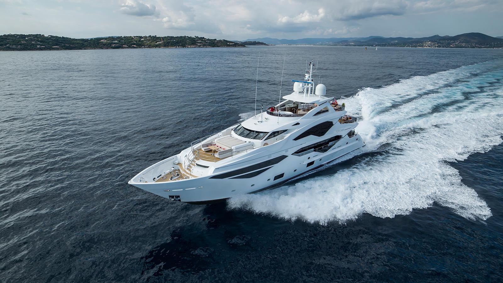 Yacht sold: ZOZO 40m Sunseeker