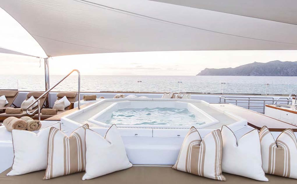 M/Y Suri yacht for charter