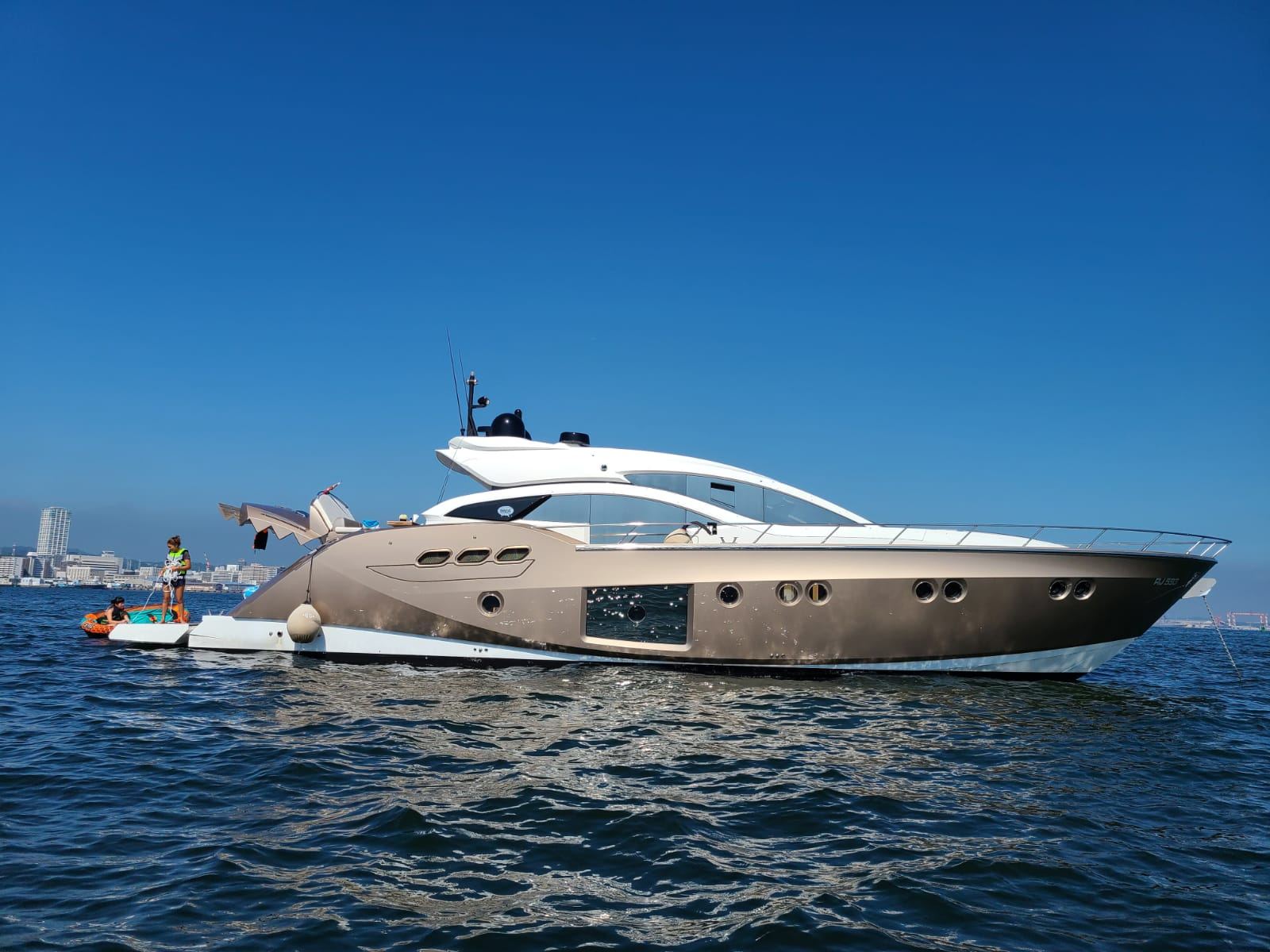 New Yacht for Sale: M/Y BC