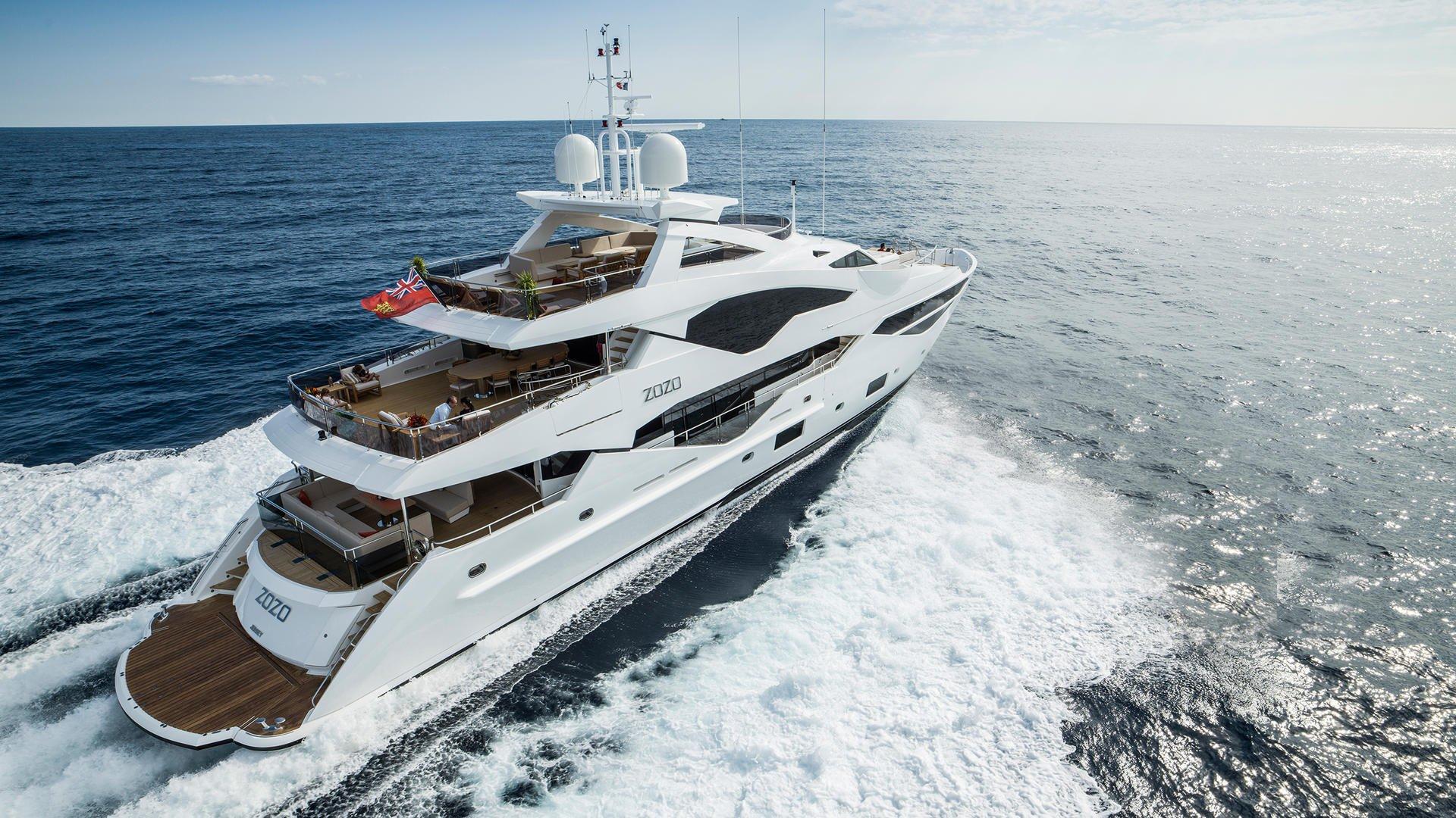 M/Y AMWAJ Yacht for Sale Running