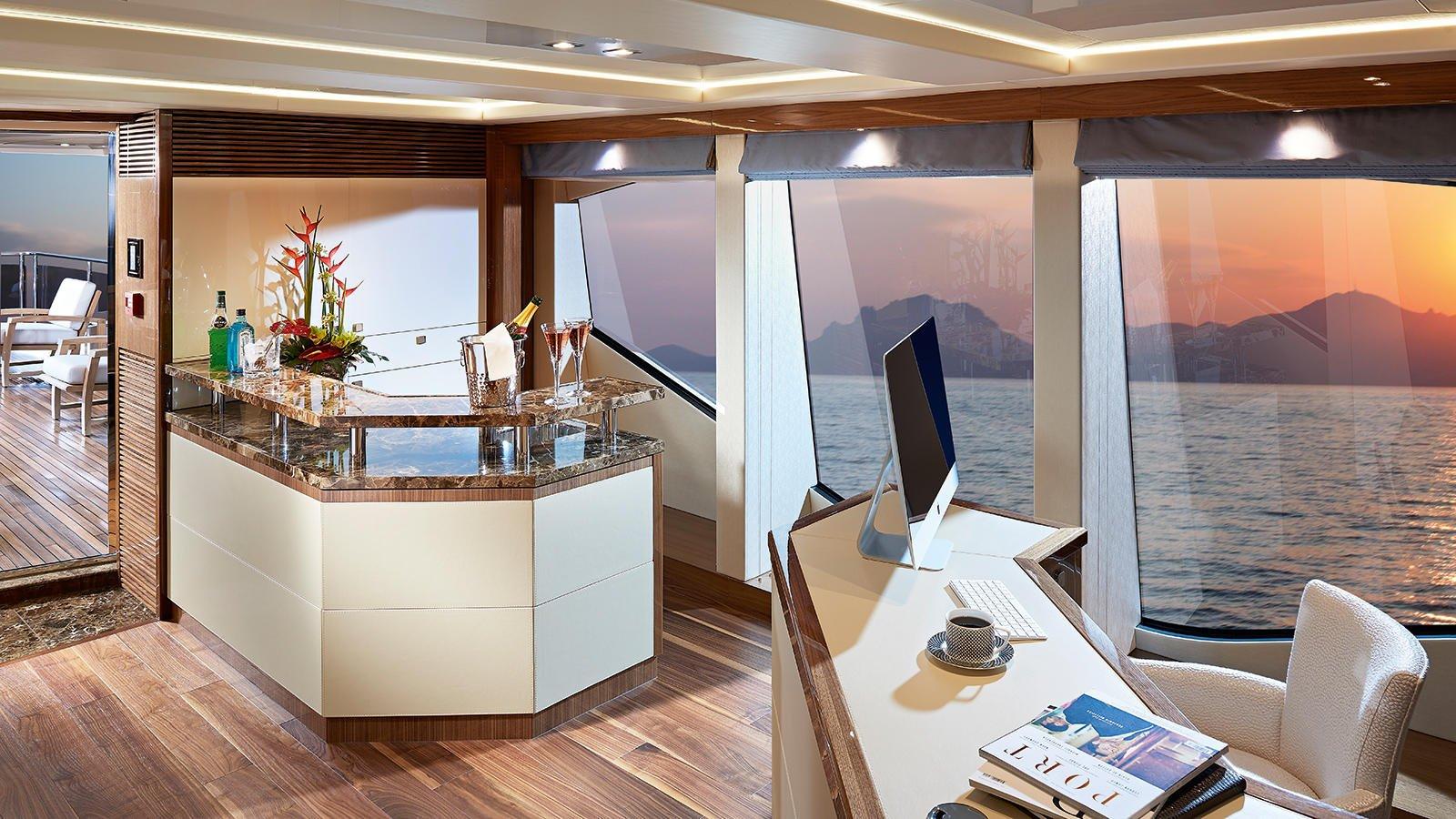 M/Y AMWAJ Yacht for Sale