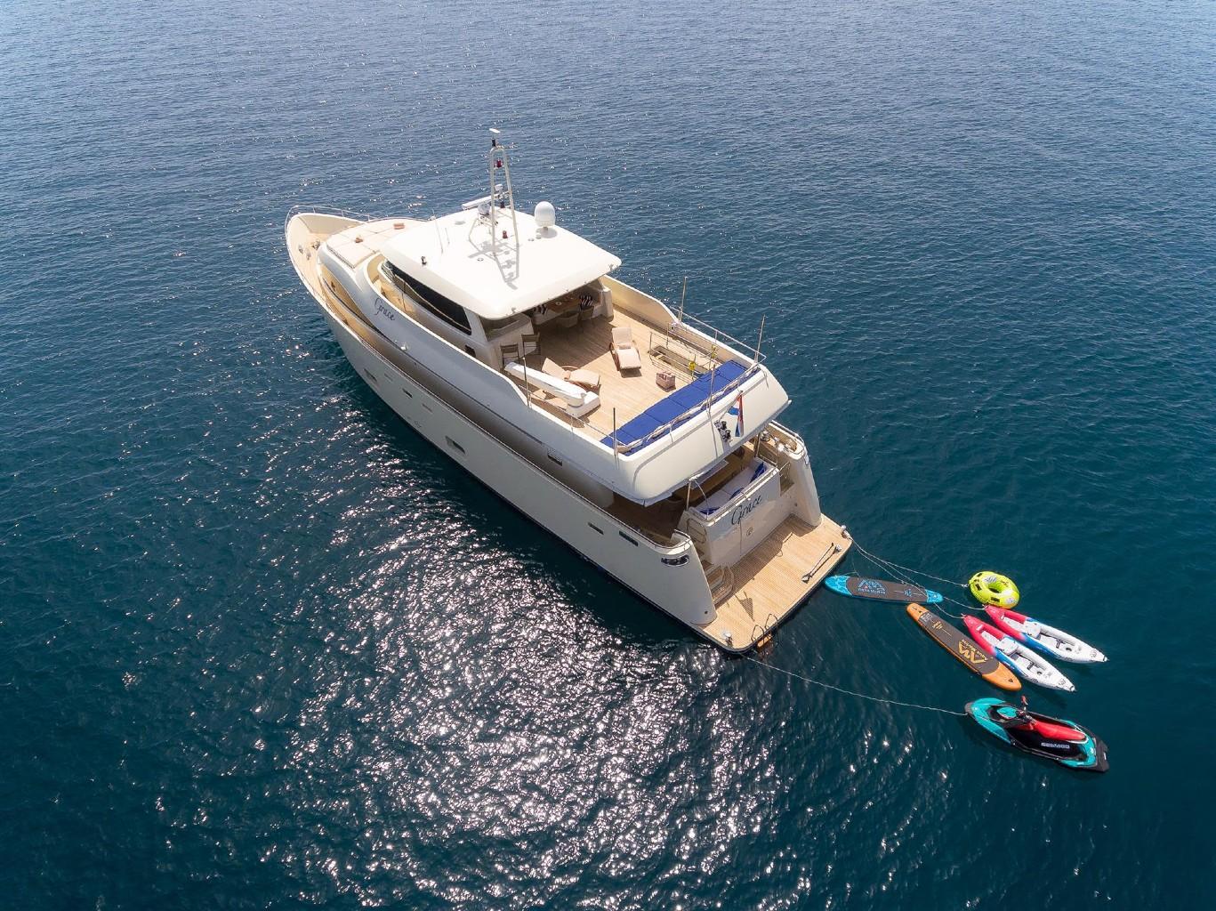M/Y GRACE - Yacht Charter Deals