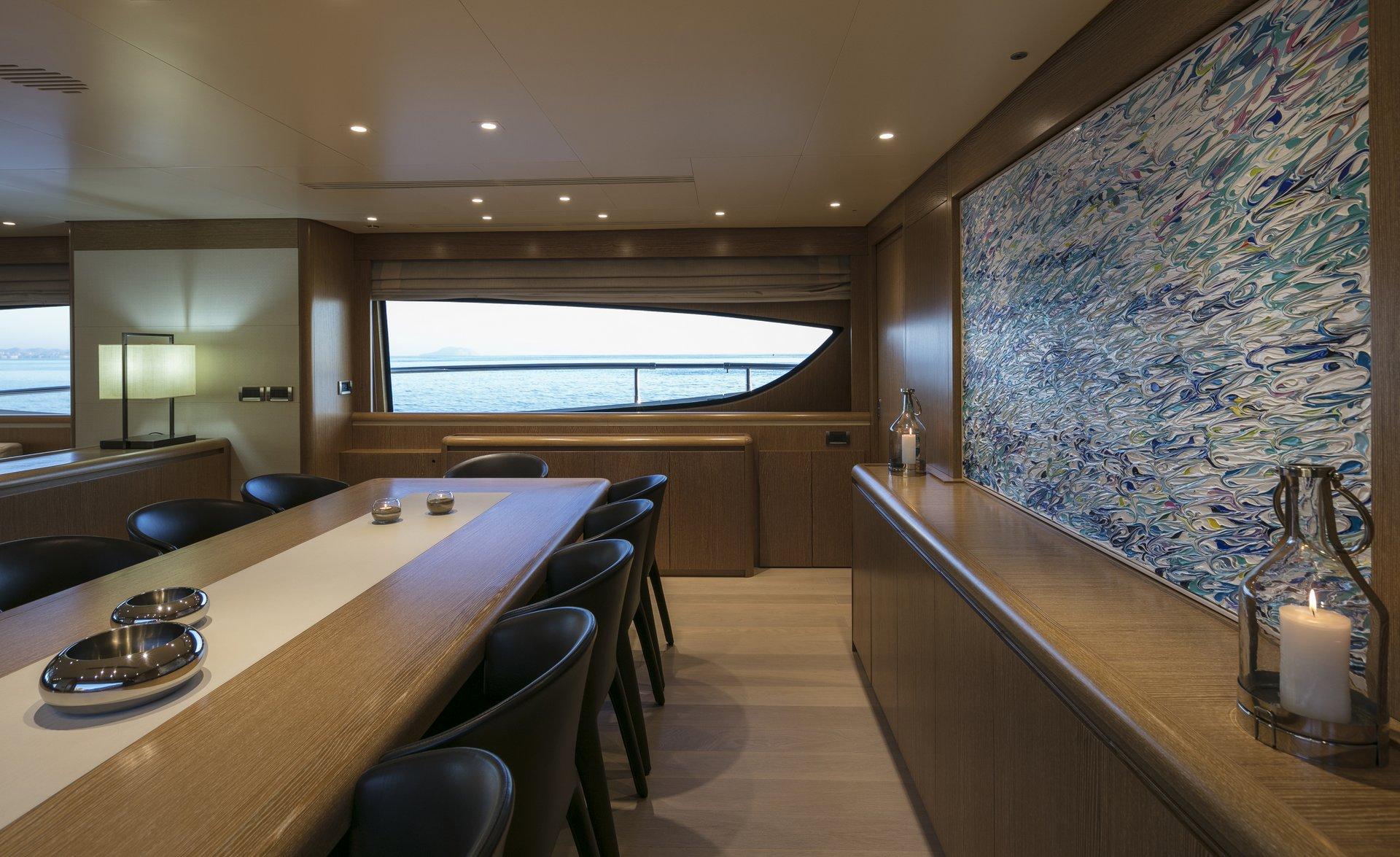 M/Y RINI V yacht for charter art