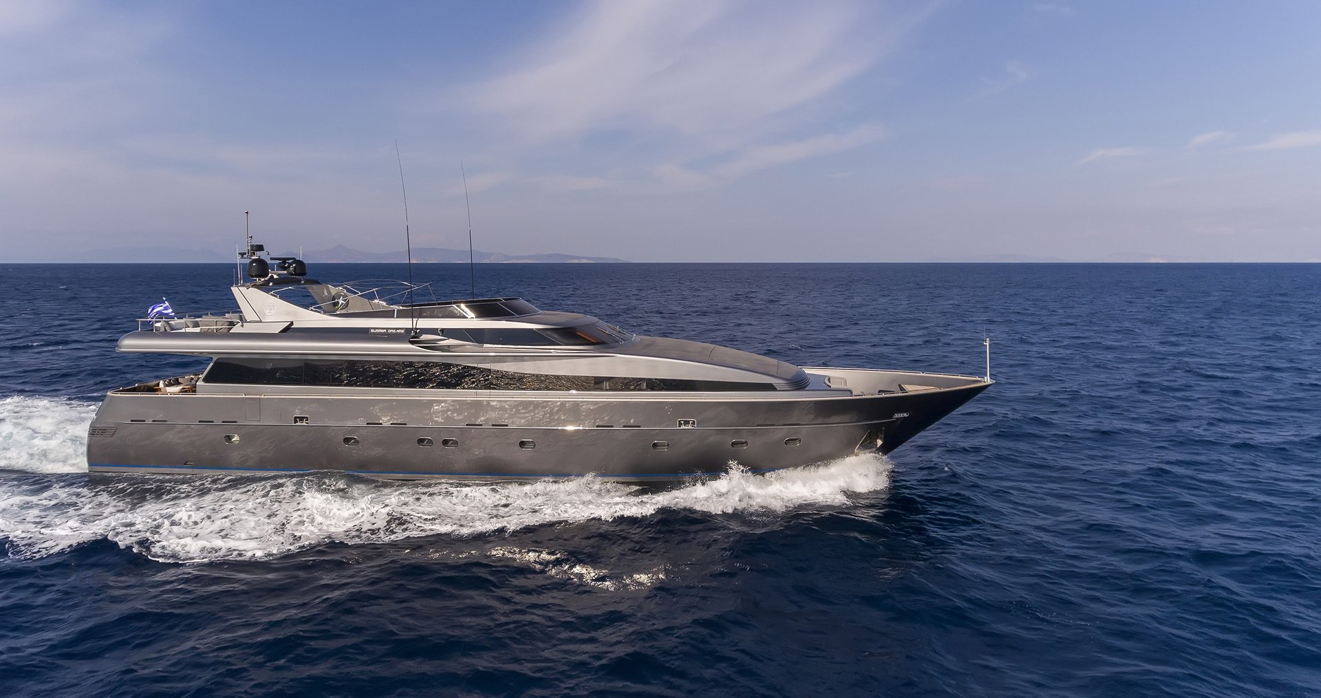 M/Y SUMMER DREAMS yacht for charter bow