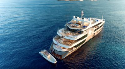 M/Y SERENITY Yacht Charter Red Sea