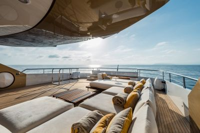 MY taboo of the seas deck