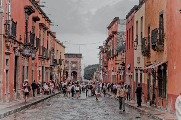 San Iguel de Allende on a Mexico yacht charter