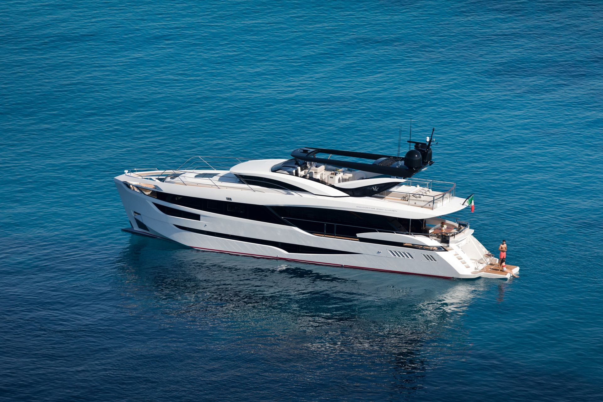 M/Y HANAA yacht for charter overview