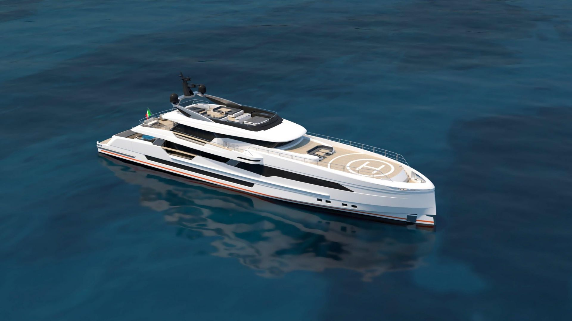 M/Y WIDER 170 yacht for sale overview