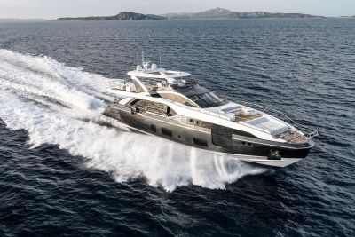 M/Y WONDERLIGHT yacht for sale