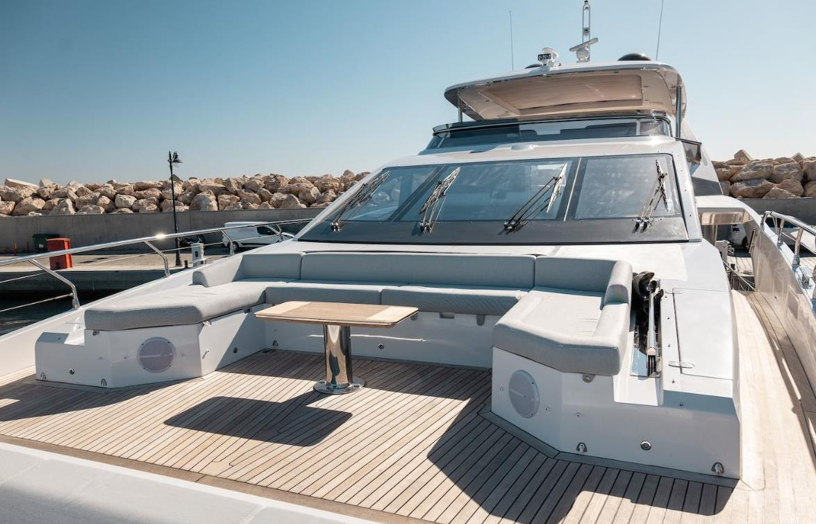 M/Y WONDERLIGHT yacht for sale sundeck