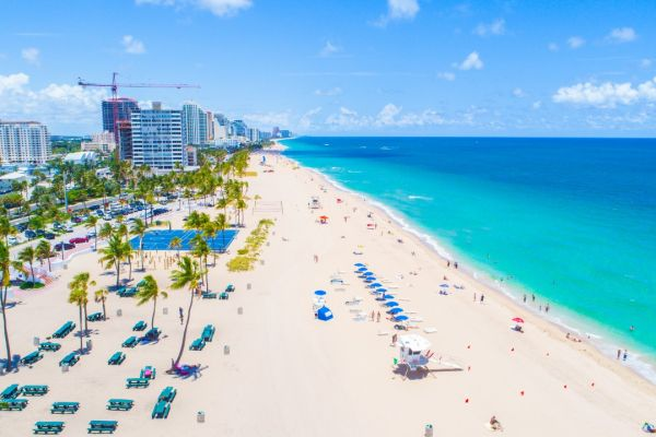 Fort Lauderdale on Florida Yacht Charter