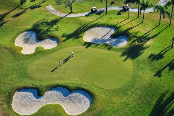 Golf Courses on Florida Yacht Charter