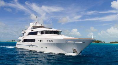 M/Y FAR FROM IT Yacht Cruising
