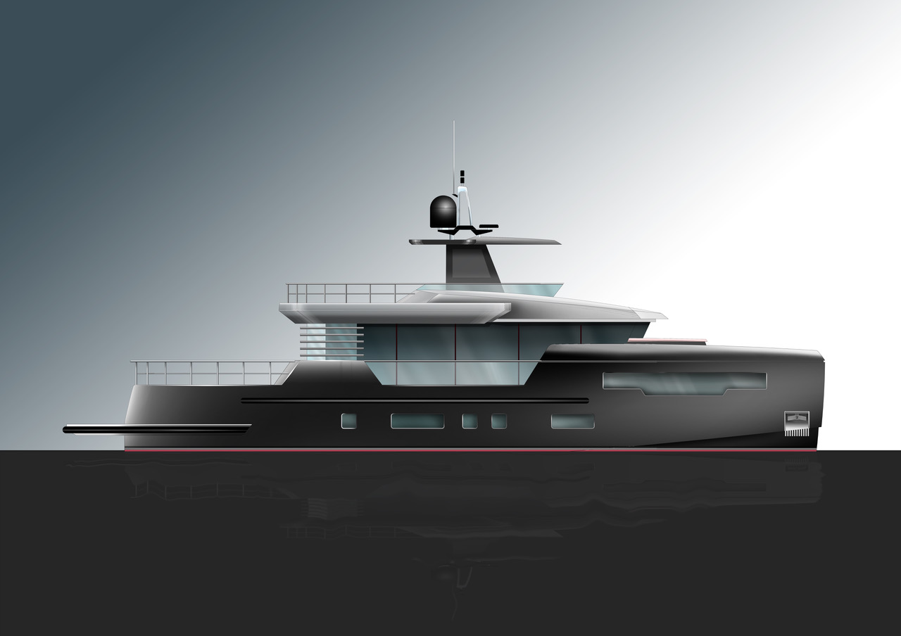 Profile of M/Y Fast Cruise 22 New Build Yacht for Sale