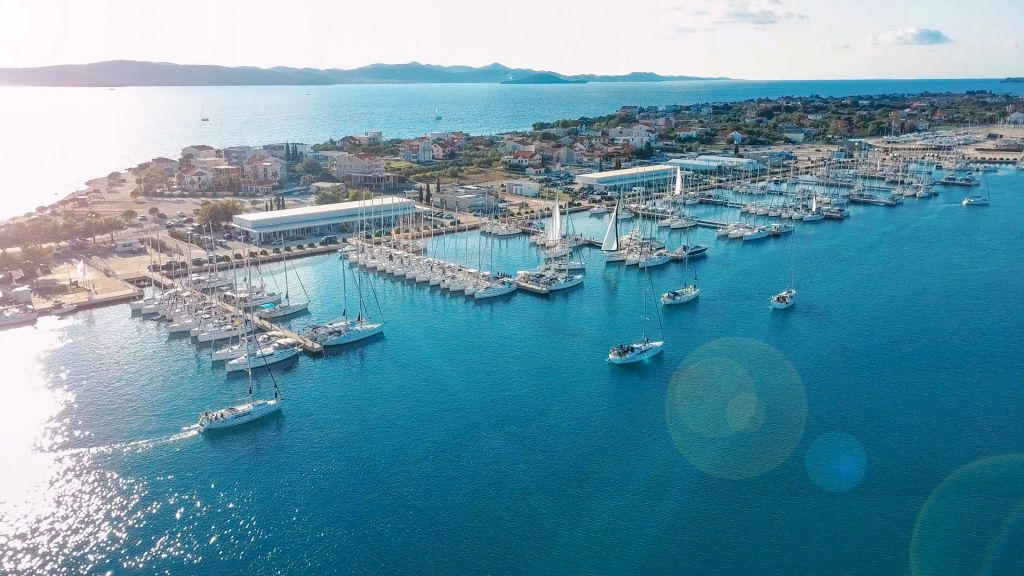 Where Can I Travel from the UK & Europe for a Yacht Charter?