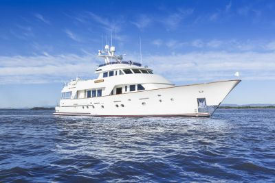M/Y SILENT WORLD II yacht for sale exterior view