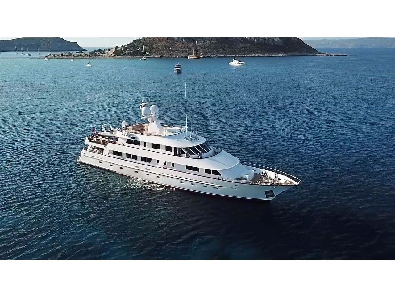 M/Y ATLAS Yacht for Sale