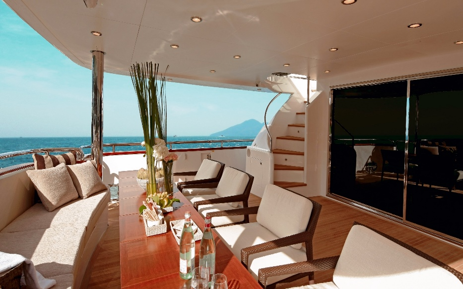 Agora II luxury yacht sales