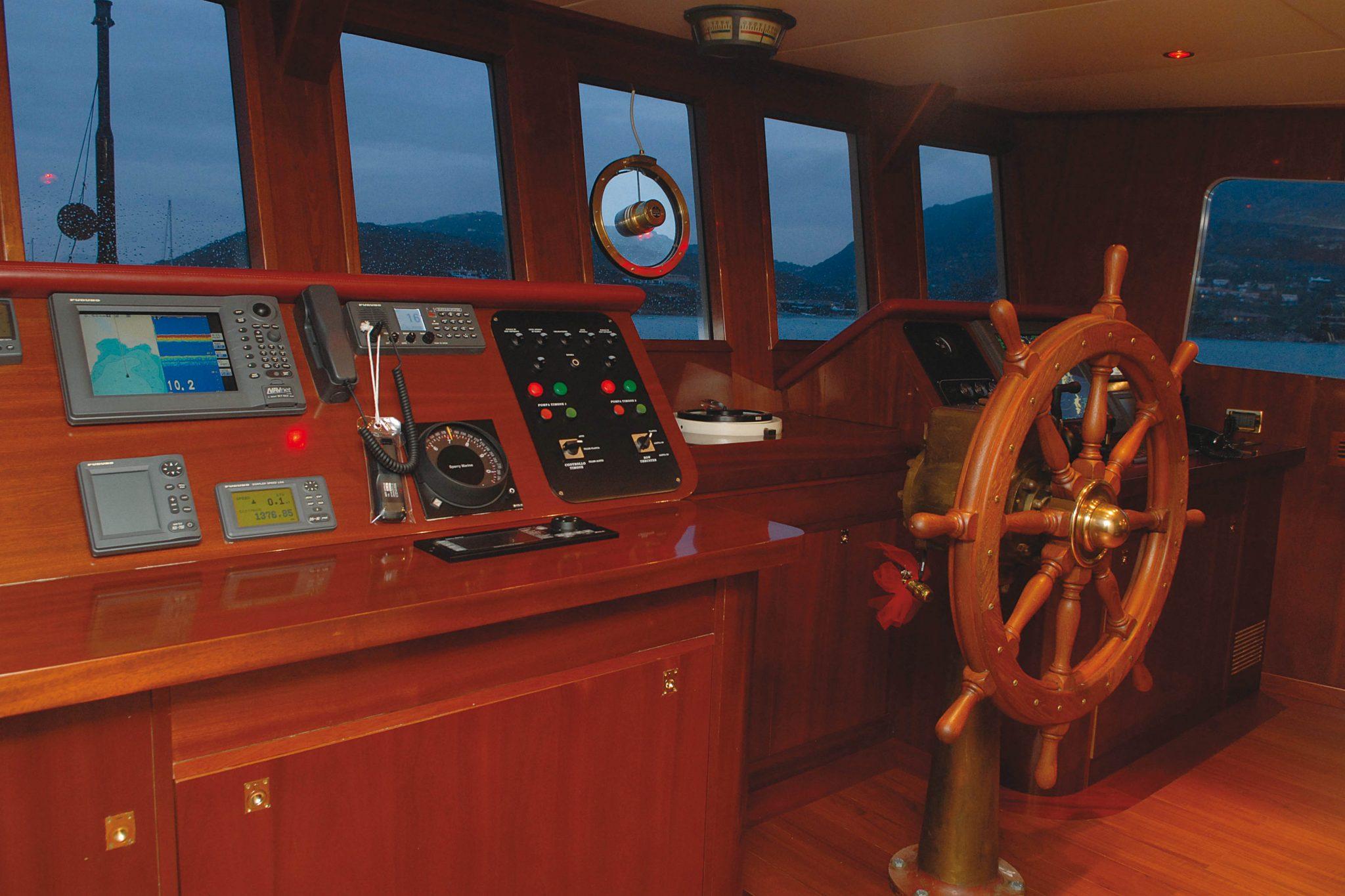 Ariete Primo luxry yacht sales monaco