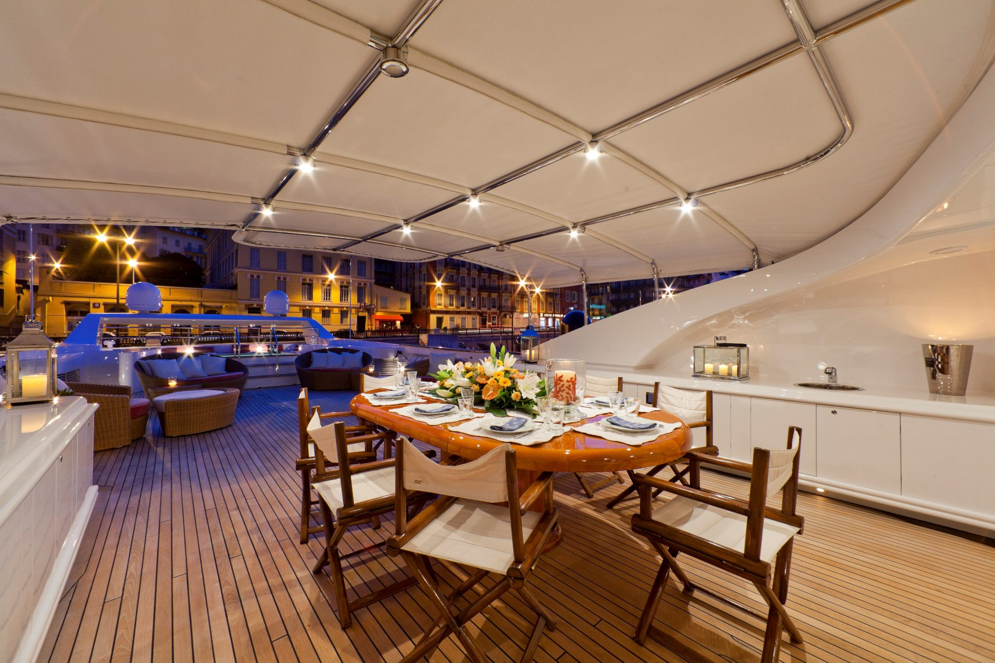 Sophie Blue motoryacht charter