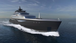 yacht new construction