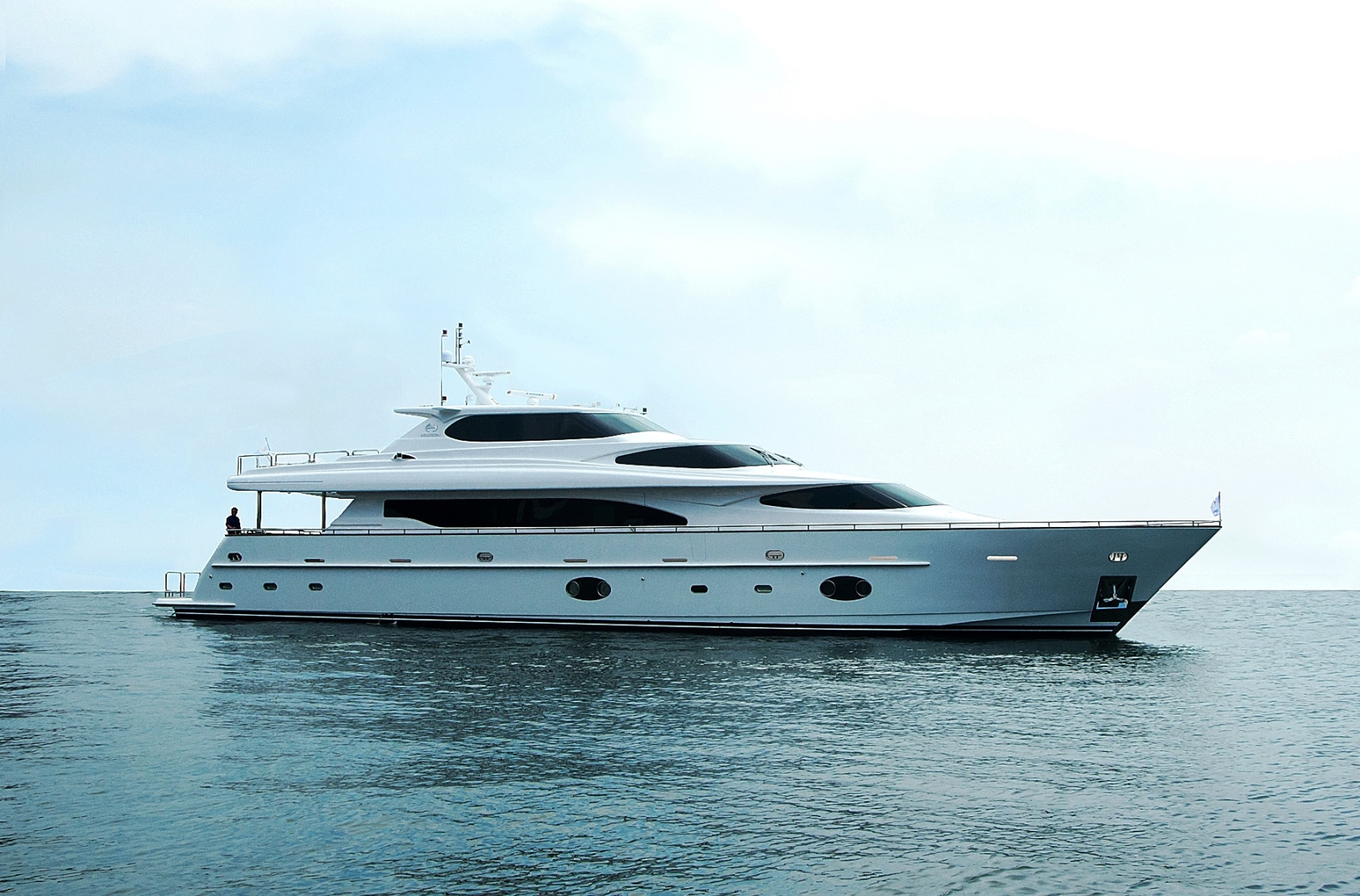 M/Y HORIZON RPH-105 yacht for sale