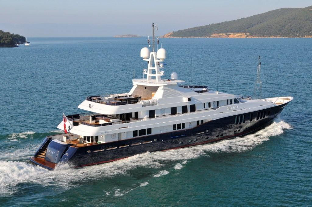 M/Y SEQUEL P yacht for charter