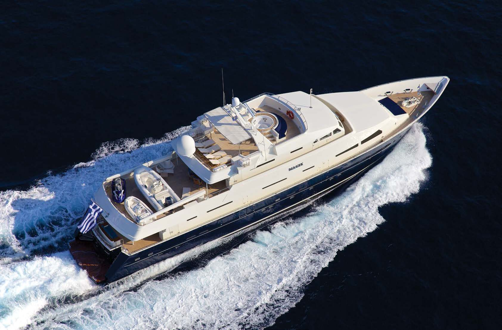 Magix Yachts for sale